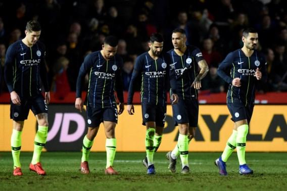 Manchester City stoot door in FA Cup, maar wacht lang met scoren tegen vierdeklasser
