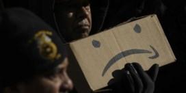Bewoners jagen Amazon NY uit