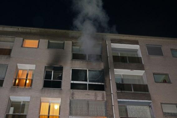 Twee bewoners in levensgevaar na brand in appartement in Antwerpen