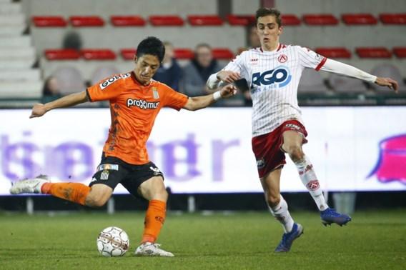Charleroi wint dankzij goal in blessuretijd alsnog van Kortrijk