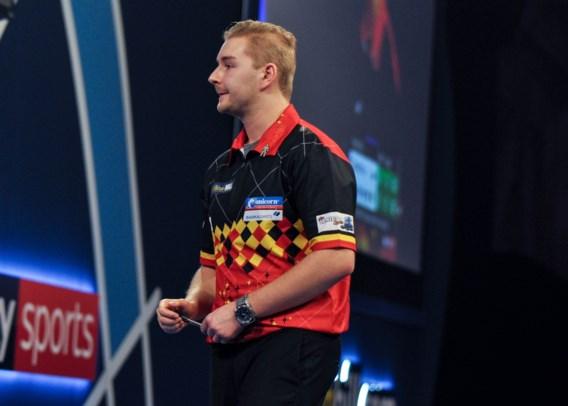 Kim Huybrechts en Dimitri Van den Bergh struikelen in achtste finales Players Championship