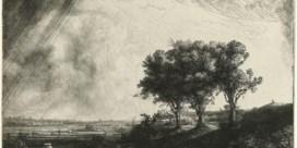 Rembrandt op de vierkante centimeter