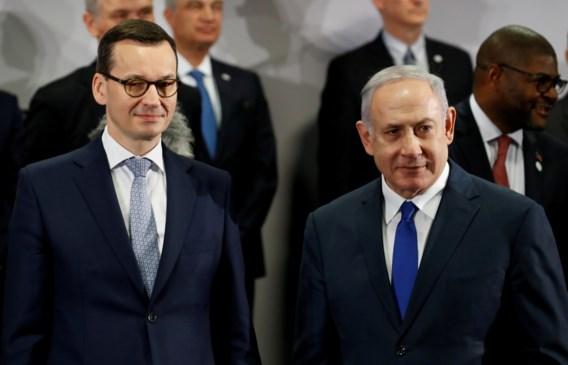 Poolse premier annuleert bezoek aan Israël na verwijten van nazicollaboratie