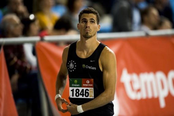Kevin Borlée nog niet zeker van combinatie 400m individueel en 4x400m in Glasgow