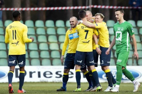 Beerschot Wilrijk komt na zege tegen Lommel opnieuw aan de leiding naast KV Mechelen