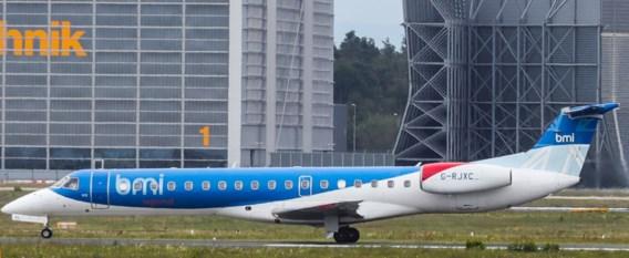 Britse flybmi zet vluchten stop, ook Belgische banen op de helling