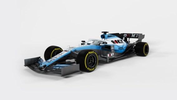 Williams F1 team mist eerste dag F1-test Barcelona: