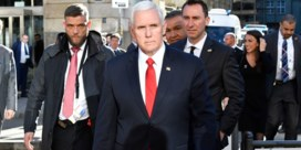 Iran boos wegens 'haatdragende' taal Mike Pence