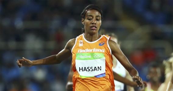 Sifan Hassan verbetert wereldrecord 5 km op de weg