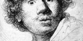Rembrandt maakte geen selfies