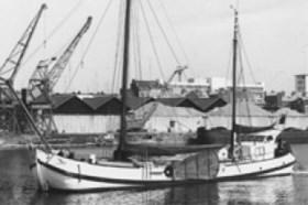 Stad verkoopt historische tjalk Ortelius aan hoogste bieder