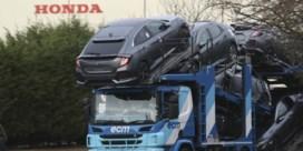 Vertrek Honda nieuwe klap voor Britse autosector