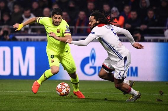 Sterke Denayer houdt Messi in bedwang in Champions League