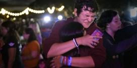 Eén jaar wapendoden in de VS: tieners brengen hulde aan gevallen vrienden