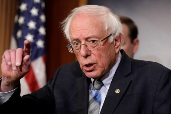 Bernie Sanders opnieuw kandidaat voor presidentschap in 2020