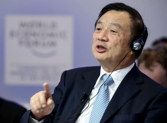 Strijdlustige Huawei-stichter: 'De VS kunnen ons niet verpletteren'