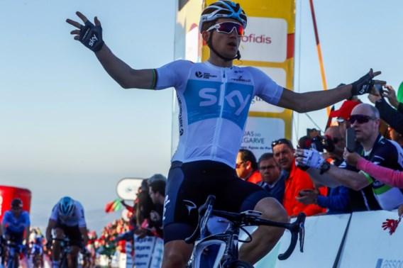 Wie volgt Kwiatkowski op in Portugal? Ronde van de Algarve met gevarieerd rittenschema, 24 Belgen en open strijd voor eindzege