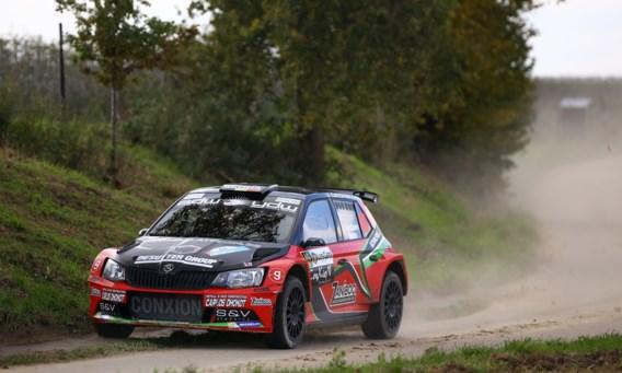 Vincent Verschueren mikt op tweede Belgische rallytitel