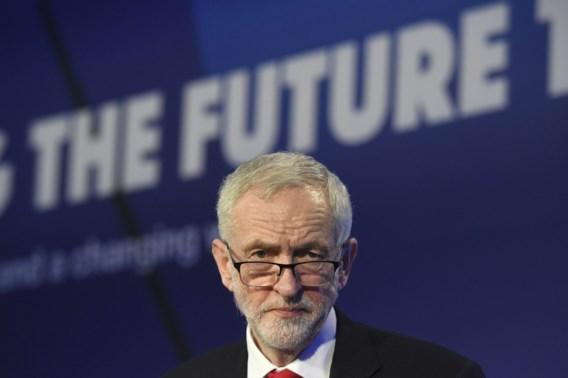 Achtste parlementslid verlaat Labour uit protest tegen Corbyn