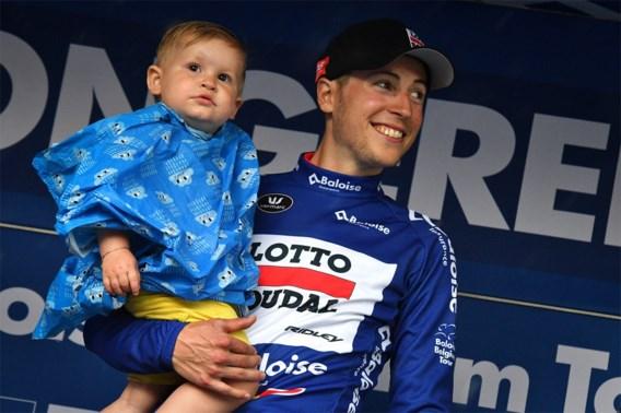 Zottegem ontvangt tweede etappe Baloise Belgium Tour
