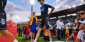 Chris Froome geeft forfait voor UAE Tour