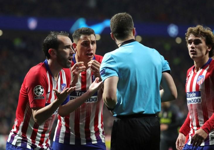 Ronaldo en Juventus in nauwe schoentjes na 2-0-nederlaag bij Atlético