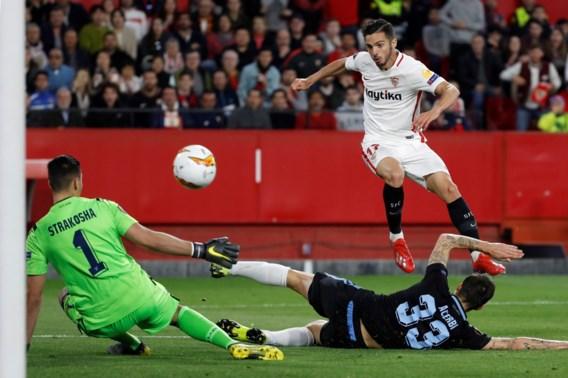 FC Sevilla mag als eerste naar achtste finales van de Europa League