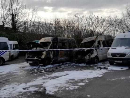 Opnieuw autobranden in Mechelen, politie vermoedt kwaad opzet