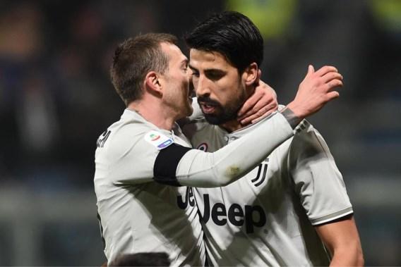 Juventus moet Duits international Sami Khedira maand missen als gevolg van hartritmestoornissen