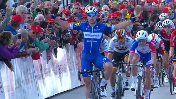 Fabio Jakobsen opent Ronde van Algarve met de negende zege voor Deceuninck - Quick Step