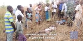 'Congolese politie vermoordt jongeren'