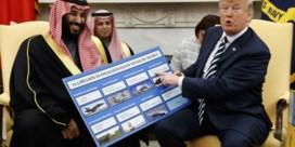 Streven Saudi's, met steun van Trumps entourage, naar eigen kernbom?