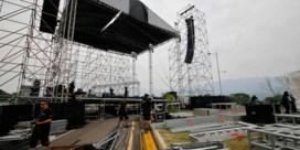 Richard Branson en Maduro duelleren met concerten aan de grens