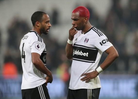 Belgen in het buitenland: Denis Odoi verliest met Fulham, Matz Sels behaalt knap gelijkspel