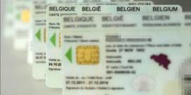 Vingerafdruk op identiteitskaart is technische gatenkaas
