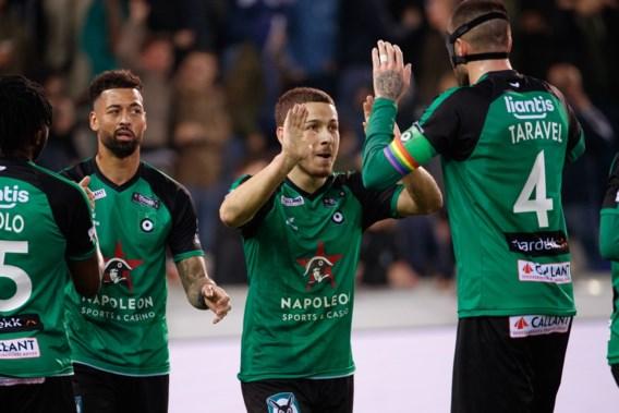 Cercle Brugge en KV Oostende delen de punten