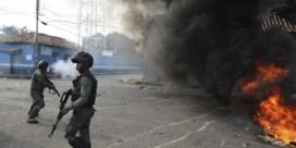 Hulpkonvooi botst op Venezolaanse ordediensten