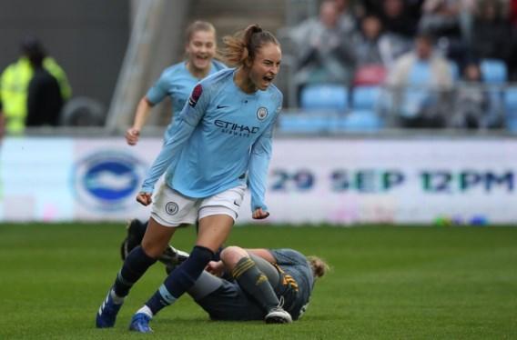 Tessa Wullaert pakt met League Cup eerste prijs in Engeland