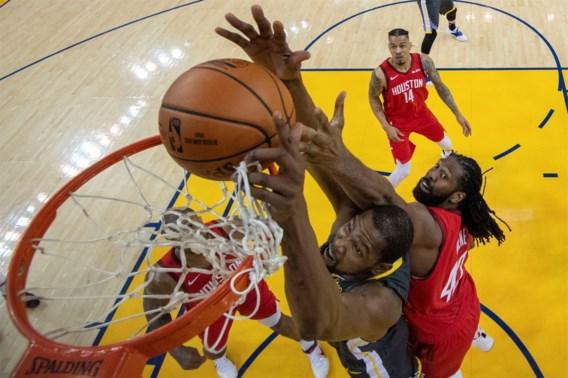 Houston wint bij Golden State, LA Lakers gaan onderuit tegen New Orleans