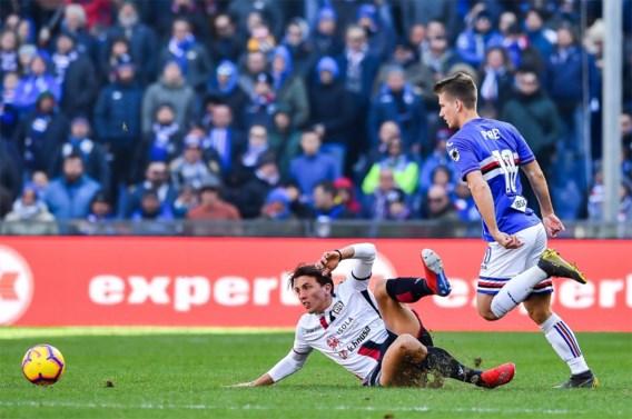 Dennis Praet en Sampdoria knopen opnieuw aan met overwinning