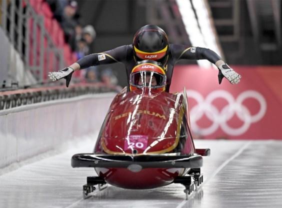 Belgian Bullets worden dertiende op WB bobslee in Calgary en zevende in eindstand