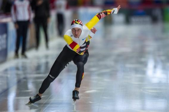 Belgisch record en zeventiende plaats voor Mathias Vosté op WK sprint