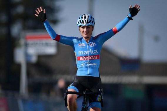 Denise Betsema sluit geweldig seizoen af met 15de overwinning, Sanne Cant achtste