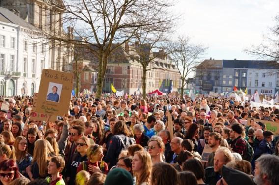 Achtste klimaatmars vindt donderdag plaats in Antwerpen