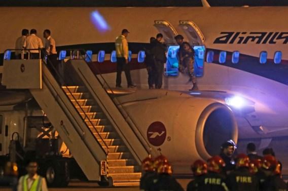 Vliegtuigkaping met dodelijke afloop in Bangladesh