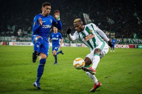 Assist van Boli Bolingoli helpt Rapid Wien aan stuntzege tegen Salzburg