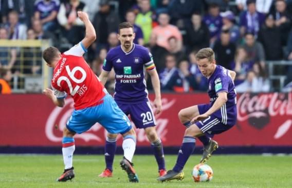 Anderlecht en Club Brugge schieten niets op met een punt