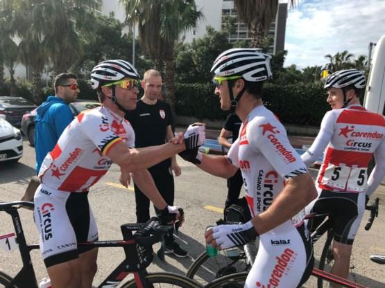 Roy Jans werkt uitstekend werk van Van der Poel af en wint slotrit Ronde van Antalya