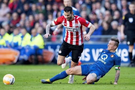 Tien spelers van Feyenoord smeren PSV nieuw puntenverlies aan