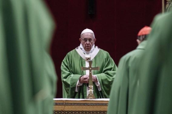 Paus roept op tot strijd tegen kindermisbruik